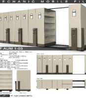 """""""Mobile File Alba Mekanik MF AUM 1-03"""""""